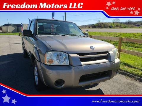 2004 Nissan Frontier for sale at Freedom Motors LLC in Knoxville TN
