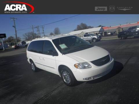 2003 Chrysler Town and Country for sale at BuyRight Auto in Greensburg IN