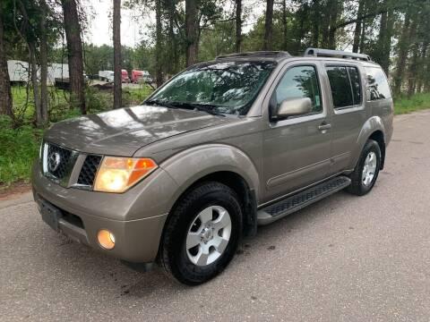 2007 Nissan Pathfinder for sale at Next Autogas Auto Sales in Jacksonville FL