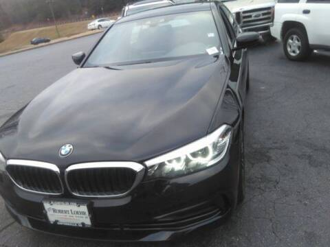 2019 BMW 5 Series for sale at Tim Short Auto Mall in Corbin KY