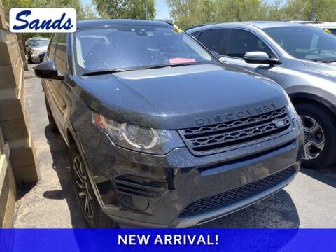 2018 Land Rover Discovery Sport for sale at Sands Chevrolet in Surprise AZ