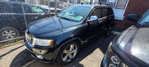 2012 Jeep Grand Cherokee for sale at Rockland Auto Sales in Philadelphia PA