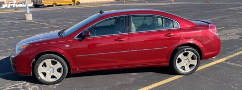 2008 Saturn Aura for sale at In Motion Sales LLC in Olathe KS