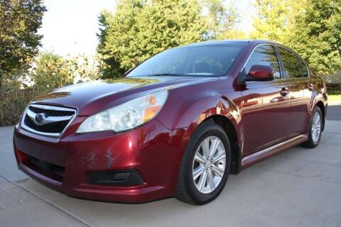2011 Subaru Legacy for sale at Motor City Idaho in Pocatello ID