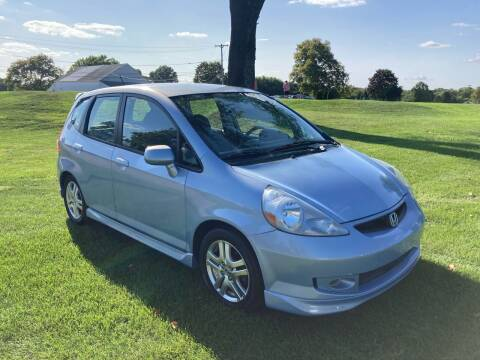 2008 Honda Fit for sale at Good Value Cars Inc in Norristown PA