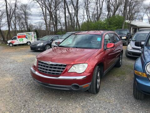 2007 Chrysler Pacifica for sale at Noble PreOwned Auto Sales in Martinsburg WV