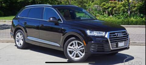 2017 Audi Q7 for sale at GOLD COAST IMPORT OUTLET in St Simons GA