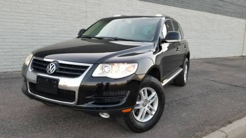 2009 Volkswagen Touareg 2 for sale at LA Motors LLC in Denver CO