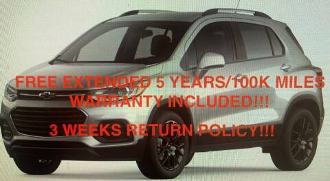2021 Chevrolet Trax for sale at Mikes Auto Forum in Bensenville IL