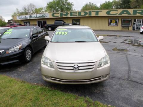 2007 Toyota Avalon for sale at Credit Cars of NWA in Bentonville AR