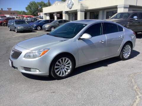 2012 Buick Regal for sale at Beutler Auto Sales in Clearfield UT