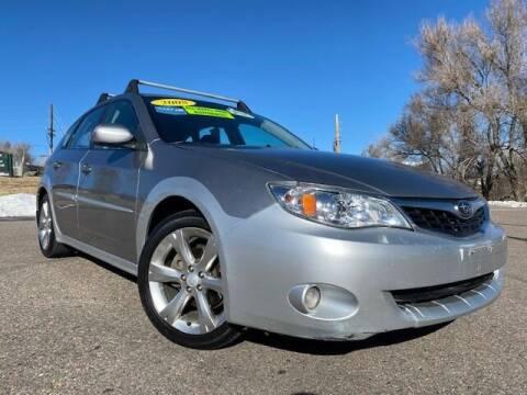 2008 Subaru Impreza for sale at UNITED Automotive in Denver CO