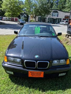 1997 BMW 3 Series for sale at BRATTLEBORO AUTO SALES in Brattleboro VT