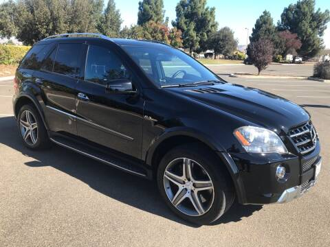 2011 Mercedes-Benz M-Class for sale at Auto Land in Newark CA