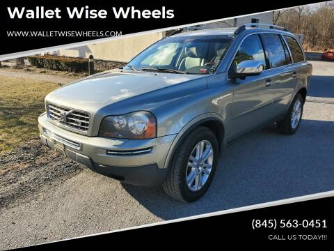 2008 Volvo XC90 for sale at Wallet Wise Wheels in Montgomery NY