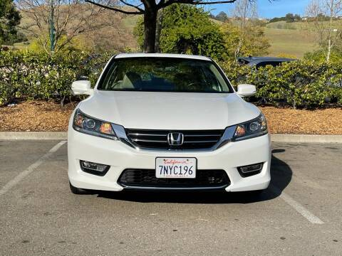 2013 Honda Accord for sale at CARFORNIA SOLUTIONS in Hayward CA