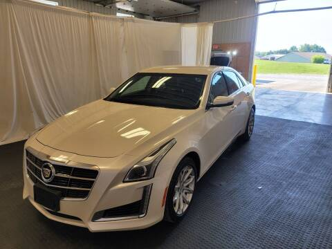 2014 Cadillac CTS for sale at Rick's R & R Wholesale, LLC in Lancaster OH