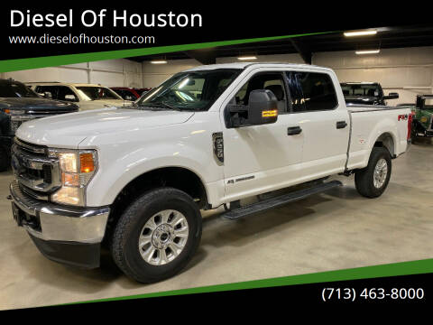 2020 Ford F-250 Super Duty for sale at Diesel Of Houston in Houston TX