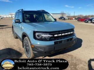 2021 Ford Bronco Sport for sale at BELOIT AUTO & TRUCK PLAZA INC in Beloit KS