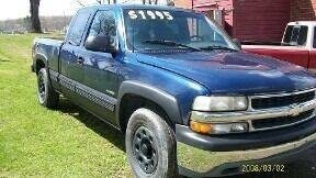 2000 Chevrolet Silverado 1500 for sale at Seneca Motors, Inc. (Seneca PA) - MEADVILLE, PA LOCATION in Conneaut Lake PA