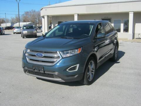 2016 Ford Edge for sale at Premier Motor Co in Springdale AR