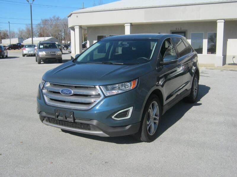 2016 Ford Edge for sale at Premier Motor Co in Springdale AR