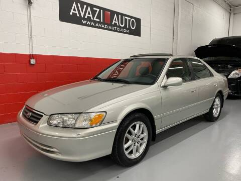 2000 Toyota Camry for sale at AVAZI AUTO GROUP LLC in Gaithersburg MD