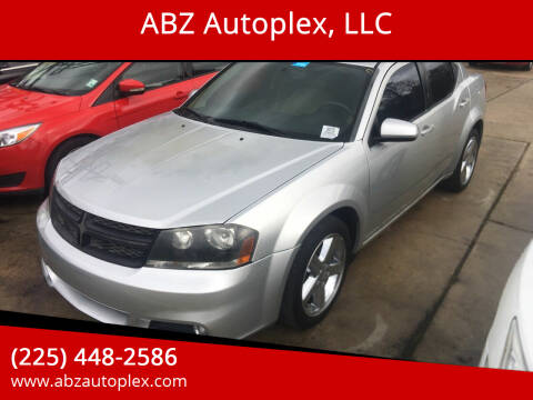 2011 Dodge Avenger for sale at ABZ Autoplex, LLC in Baton Rouge LA
