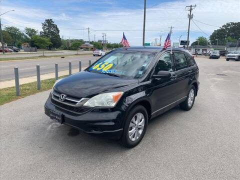 2011 Honda CR-V for sale at Kelly & Kelly Auto Sales in Fayetteville NC