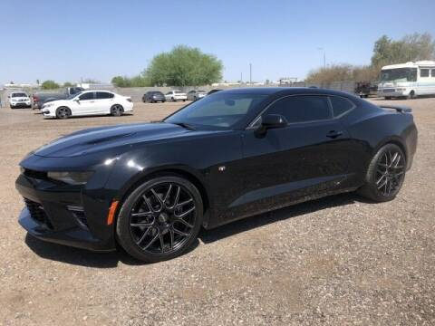 2017 Chevrolet Camaro for sale at AUTO HOUSE PHOENIX in Peoria AZ