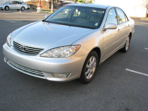 2006 Toyota Camry for sale at M&N Auto Service & Sales in El Cajon CA