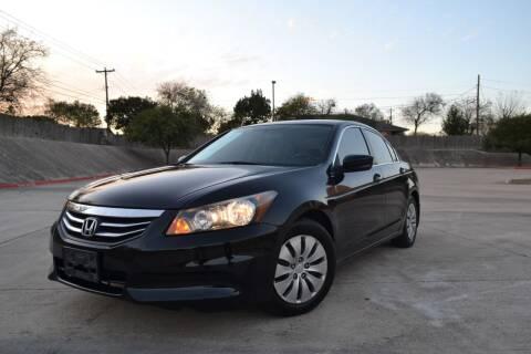 2012 Honda Accord for sale at Royal Auto LLC in Austin TX