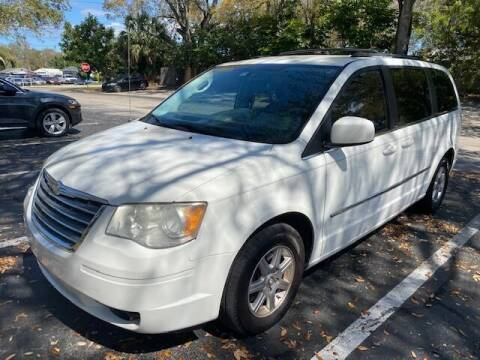 2010 Chrysler Town and Country for sale at Florida Prestige Collection in St Petersburg FL