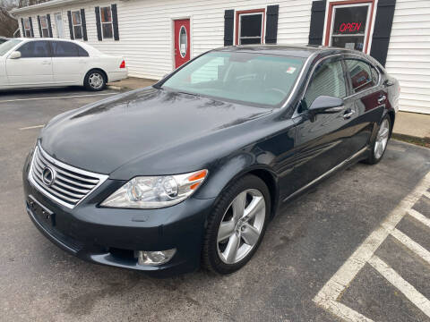 2010 Lexus LS 460 for sale at NextGen Motors Inc in Mt. Juliet TN