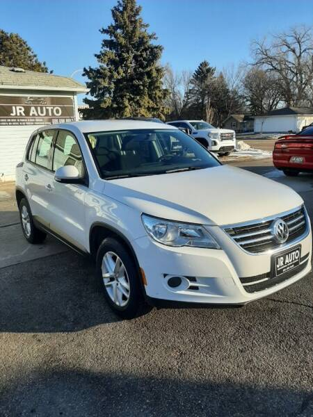 2011 Volkswagen Tiguan for sale at JR Auto in Brookings SD