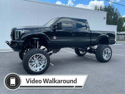 2013 Ford F-250 Super Duty for sale at GREENWISE MOTORS in Melbourne FL