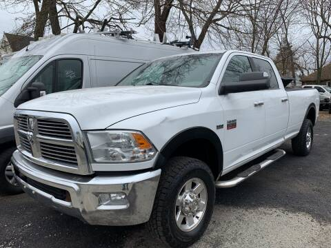 2011 RAM Ram Pickup 2500 for sale at Charles and Son Auto Sales in Totowa NJ
