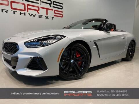 2021 BMW Z4 for sale at Fishers Imports in Fishers IN