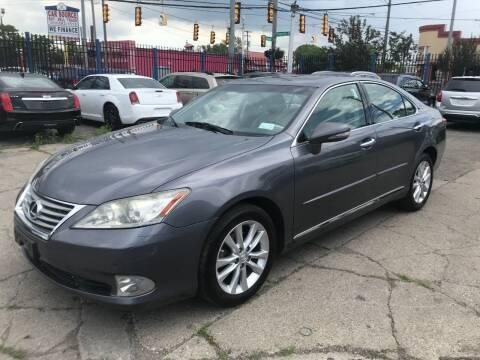 2012 Lexus ES 350 for sale at SKYLINE AUTO in Detroit MI