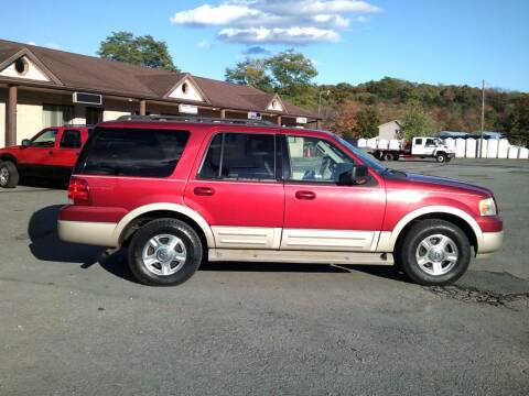 2005 Ford Expedition for sale at On The Road Again Auto Sales in Lake Ariel PA