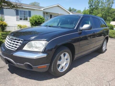 2006 Chrysler Pacifica for sale at Paramount Motors in Taylor MI