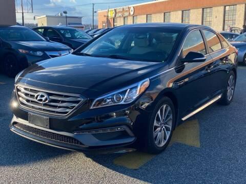 2015 Hyundai Sonata for sale at MAGIC AUTO SALES - Magic Auto Prestige in South Hackensack NJ