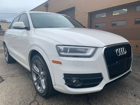 2015 Audi Q3 for sale at Martys Auto Sales in Decatur IL