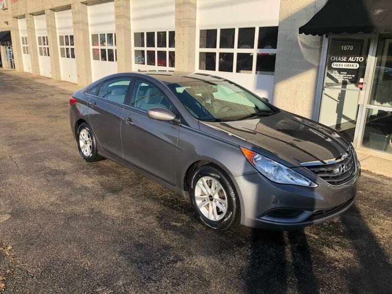 2011 Hyundai Sonata for sale at Cresthill Auto Sales Enterprises LTD in Crest Hill IL