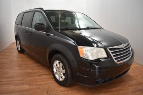 2008 Chrysler Town and Country for sale at Paris Motors Inc in Grand Rapids MI