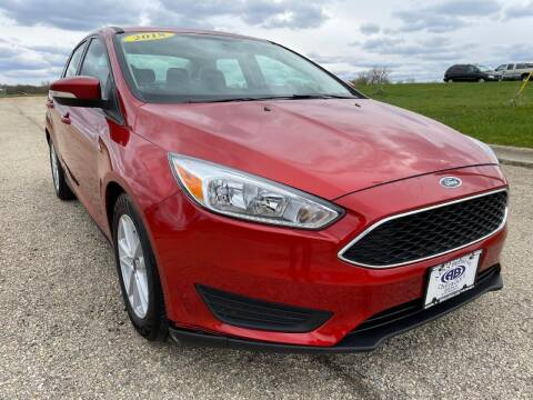 2018 Ford Focus for sale at Alan Browne Chevy in Genoa IL
