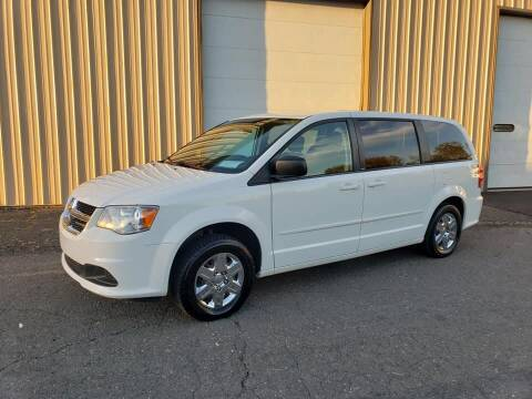 2012 Dodge Grand Caravan for sale at Massirio Enterprises in Middletown CT