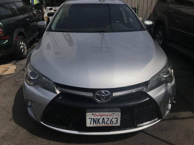 2015 Toyota Camry for sale at Western Motors Inc in Los Angeles CA
