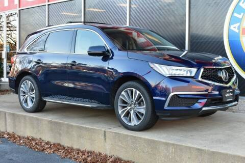 2017 Acura MDX for sale at Alfa Romeo & Fiat of Strongsville in Strongsville OH