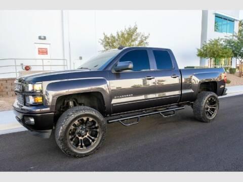 2015 Chevrolet Silverado 1500 for sale at REVEURO in Las Vegas NV